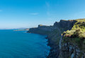 Cliffs, Isle of Skye Royalty Free Stock Photo