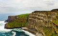 Cliffs of Moher, Ireland Royalty Free Stock Images