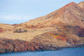 Cliffs at Ponta de Sao Lourenco, Madeira