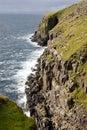 Cliffs, Scotland Stock Photos