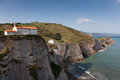 Cliffs in Zumaia Royalty Free Stock Images