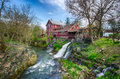 Clifton Mill Royalty Free Stock Photo