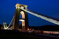 Clifton Suspension Bridge Royalty Free Stock Images