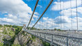 Clifton Suspension Bridge Trust in Bristol, United Kingdom Royalty Free Stock Photo