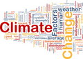 Climate change background concept Royalty Free Stock Images