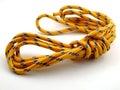 Climb rope Stock Photo
