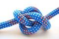 Climbing knot Royalty Free Stock Photos