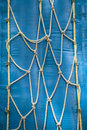 Climbing rope background for Royalty Free Stock Photos