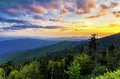 Clingmans Dome, Great Smoky Mountains, tennessee