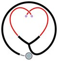 Clinical aid symbol Royalty Free Stock Photo