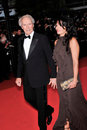 Clint Eastwood, Dina Eastwood Royalty Free Stock Images