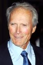 Clint eastwood at the los angeles premiere of rails and ties steven j ross theatre burbank ca Stock Photography