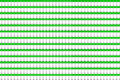 Clip background green face many Stock Image