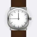 Clock - Analog watches Stock Photography