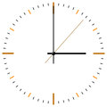 Clock-face Stock Images