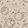 Clock face Royalty Free Stock Photo