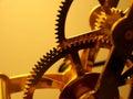 Clock Gears Stock Photos