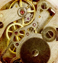 Clock mechanism 2 Royalty Free Stock Photography
