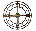 Clock with Roman Numerals Stock Photography