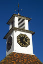 Clock tower Stock Image