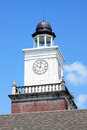 Clock Tower Royalty Free Stock Photo