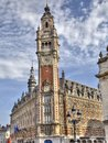 Place de Theatre in Lille, France Royalty Free Stock Photo