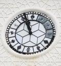 Clock Tower in Penang Royalty Free Stock Photo