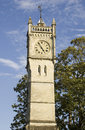Clock tower, Salisbury Royalty Free Stock Images