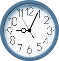 Clock vector Royalty Free Stock Photography