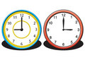 Clocks Royalty Free Stock Photo