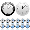 Clocks Stock Photos