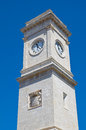 Clocktower. Barletta. Puglia. Italy. Royalty Free Stock Photos