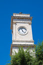 Clocktower. Barletta. Puglia. Italy. Stock Photography