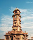 Clocktower in Jodhpur Royalty Free Stock Image