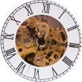 clockwork Royalty Free Stock Photo