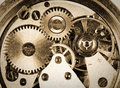 Clockwork Royalty Free Stock Photo