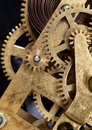 Picture : Clockwork mechanism  mechanism