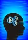 Clockworking brain