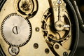 Clockworks Royalty Free Stock Images