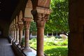 The Cloisters NYC Royalty Free Stock Photo
