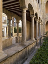Cloisters - Orihuela - Costa Blanca - Spain Stock Photos