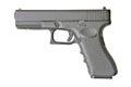 Blízko strana z pištole