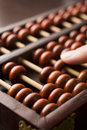 Close-Up Of Abacus Stock Photos