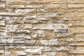 Close up of aged brick wall Royalty Free Stock Photo