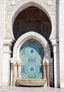 Close Up Of Arabic Architectur...