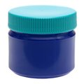 Close up of beauty hygiene container Royalty Free Stock Photo