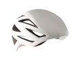 Close-up Of Bicycle Helmet Isolated Royalty Free Stock Photo