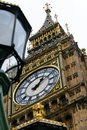 Close up of Big Ben Royalty Free Stock Images