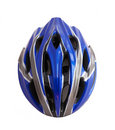 Close-up of bike helmet Royalty Free Stock Photo