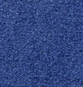 Close-up of the blue jeans denim cloth Stock Image